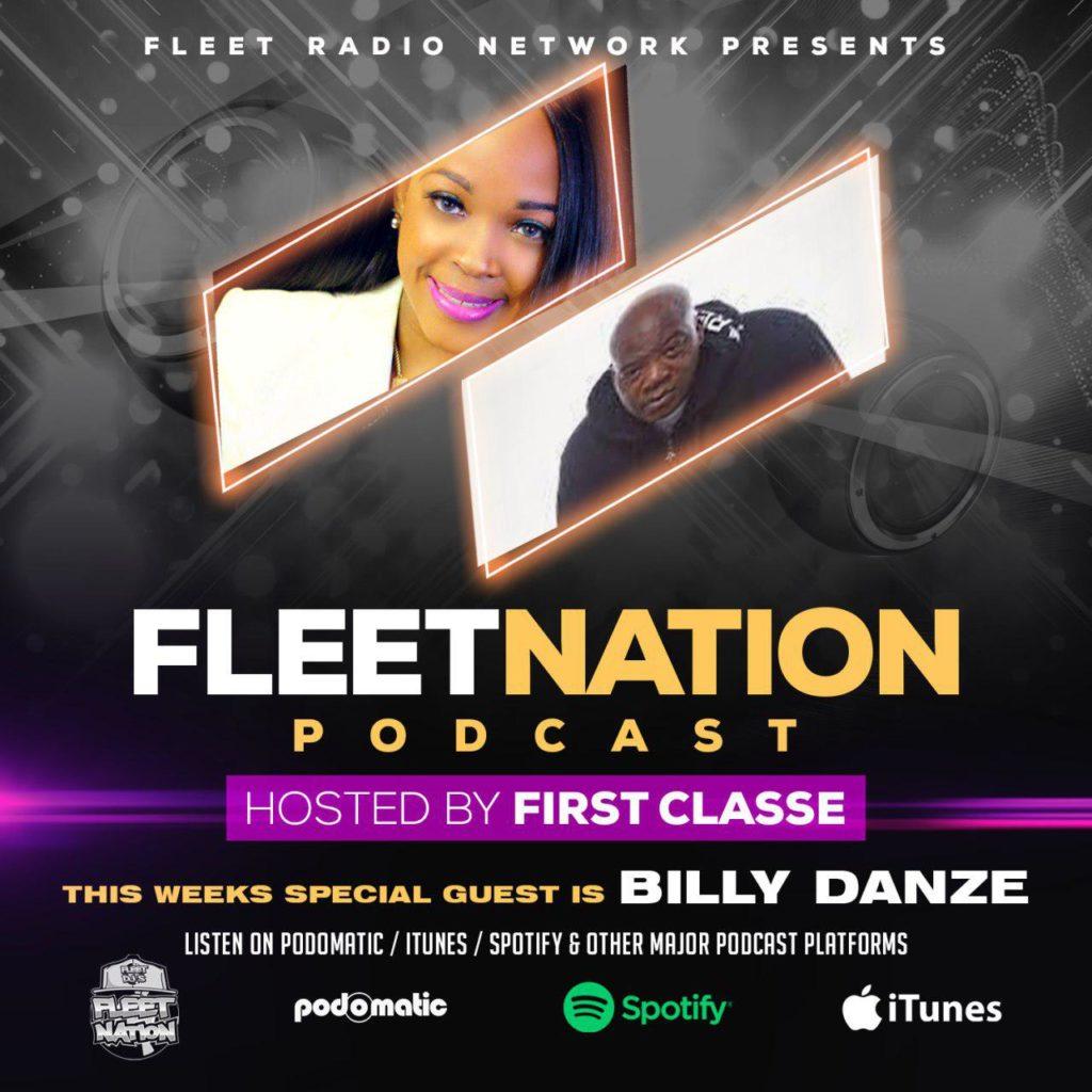 Fleet Nation Podcast<br>Billy Danze
