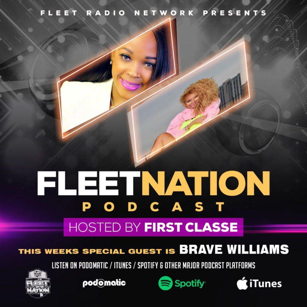 Fleet Nation Podcast<br>Brave Williams