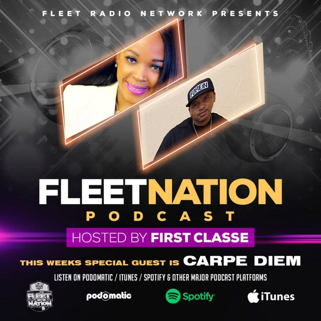 Fleet Nation Podcast<br>Carpe Deim
