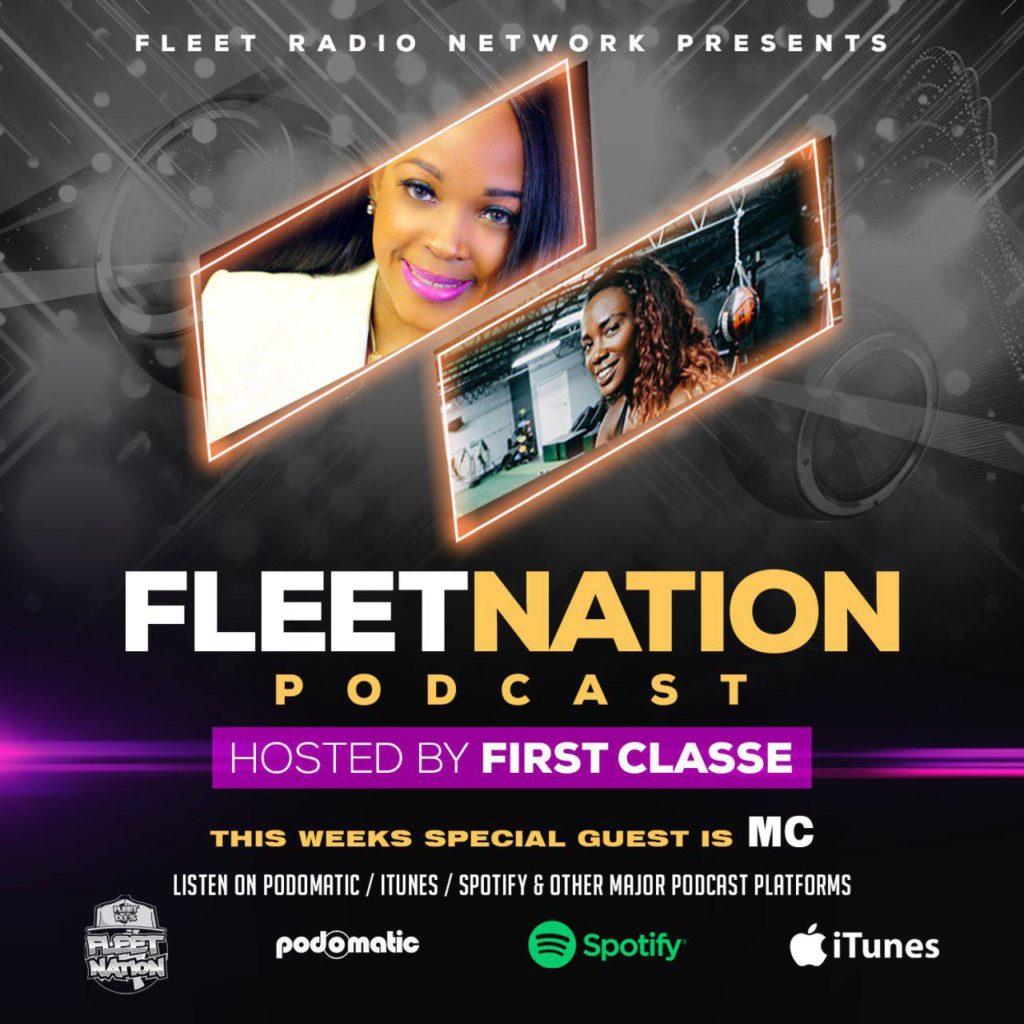 Fleet Nation Podcast<br>MC
