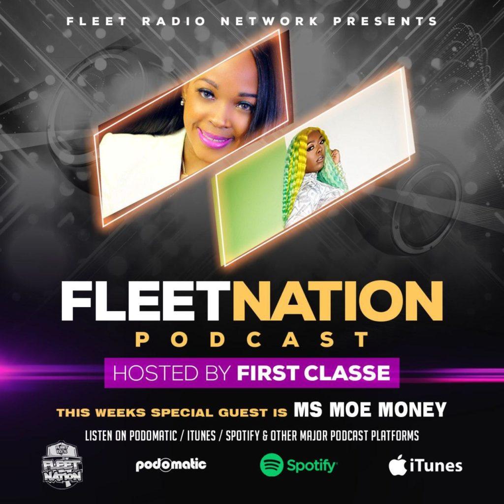 Fleet Nation Podcast<br>Moe Money