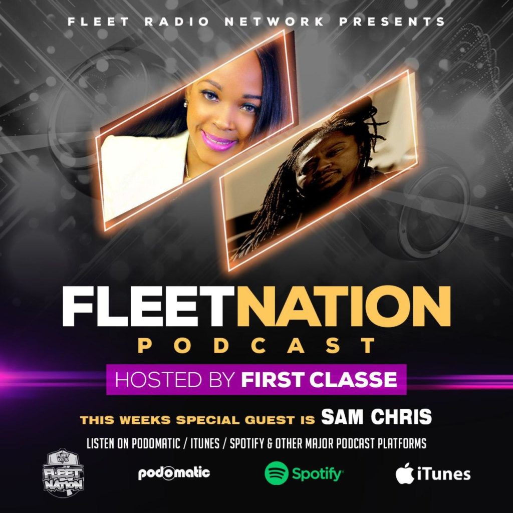 Fleet Nation Podcast<br>Sam Chris