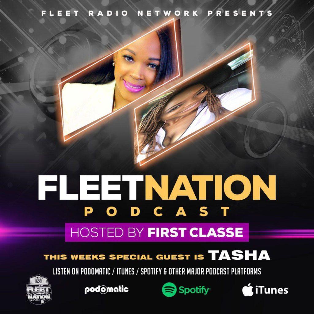 Fleet Nation Podcast<br>Tasha