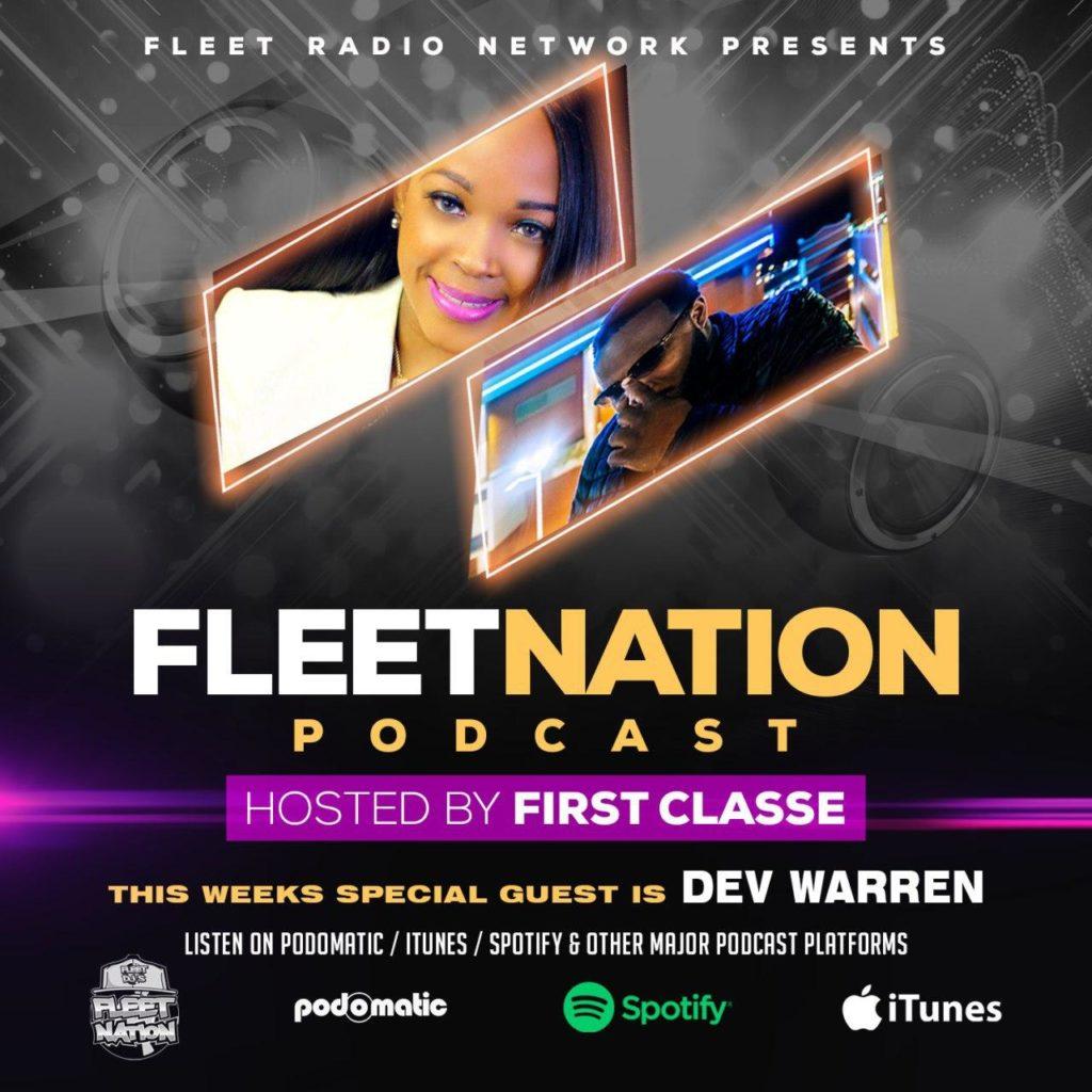 Fleet Nation Podcast<br>Dev Warren