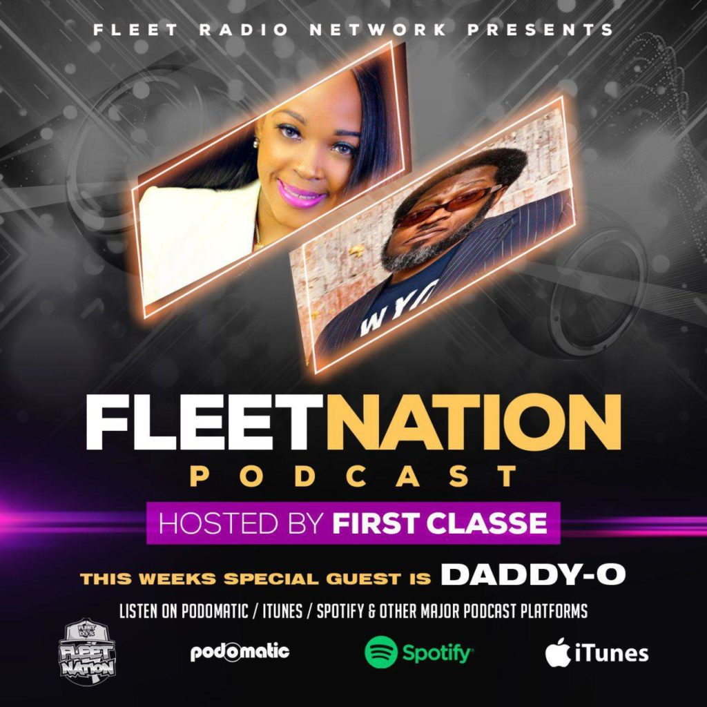 Fleet Nation Podcast<br>Daddy-O
