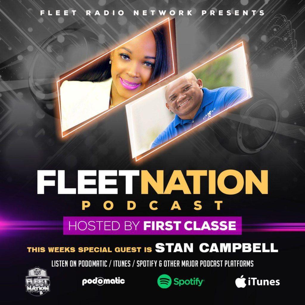 Fleet Nation Podcast<br>Stan Campbell
