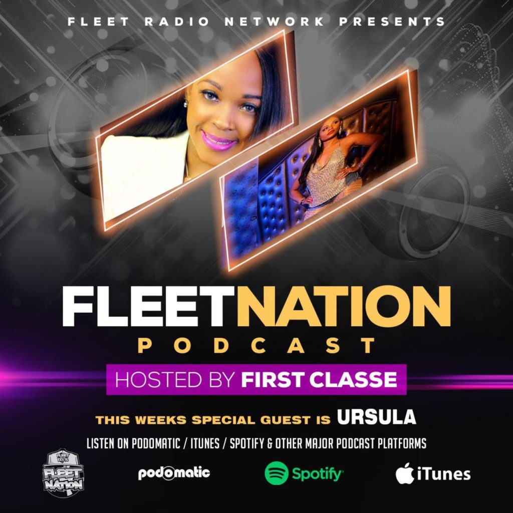 Fleet Nation Podcast<br>Ursula